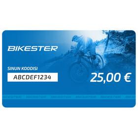 Bikester lahjakortti 25 €